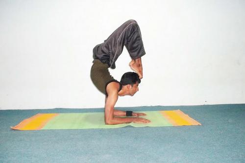 Mr Gangadhar Gochhikar - Giáo viên Yoga tại Hà Nội - Nclub
