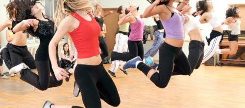 6 lý do bạn nên bắt đầu tập nhảy zumba